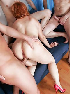 Free Gangbang Porn Pics